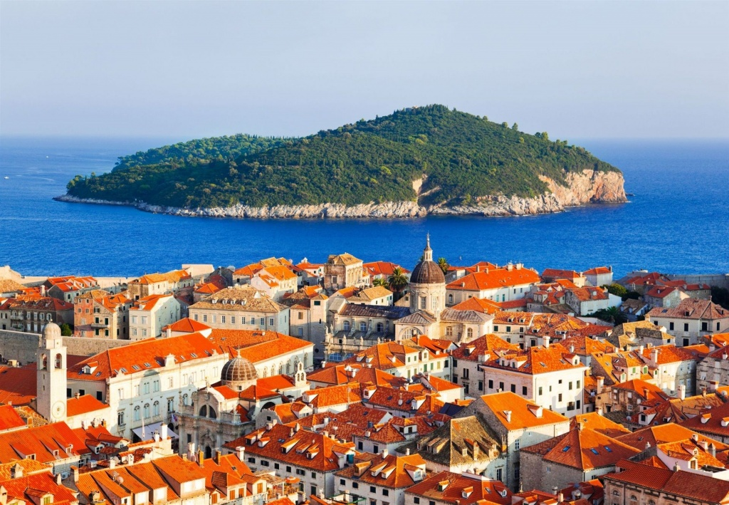 Сербия, Босния, Хорватия + отдых на море в Далмации от 47000 рублей